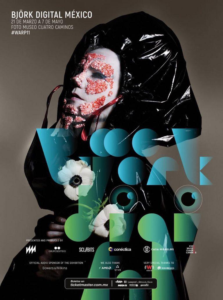 Björk Digital - Se recomienda visitar de manera paralela Björk Digital que está desde el pasado martes 21 de marzo hasta el domingo 7 de mayo en el Foto Museo Cuatro Caminos.