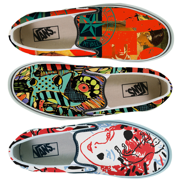 VANS Off The Wall + Baggins Shoes – USA/Canada