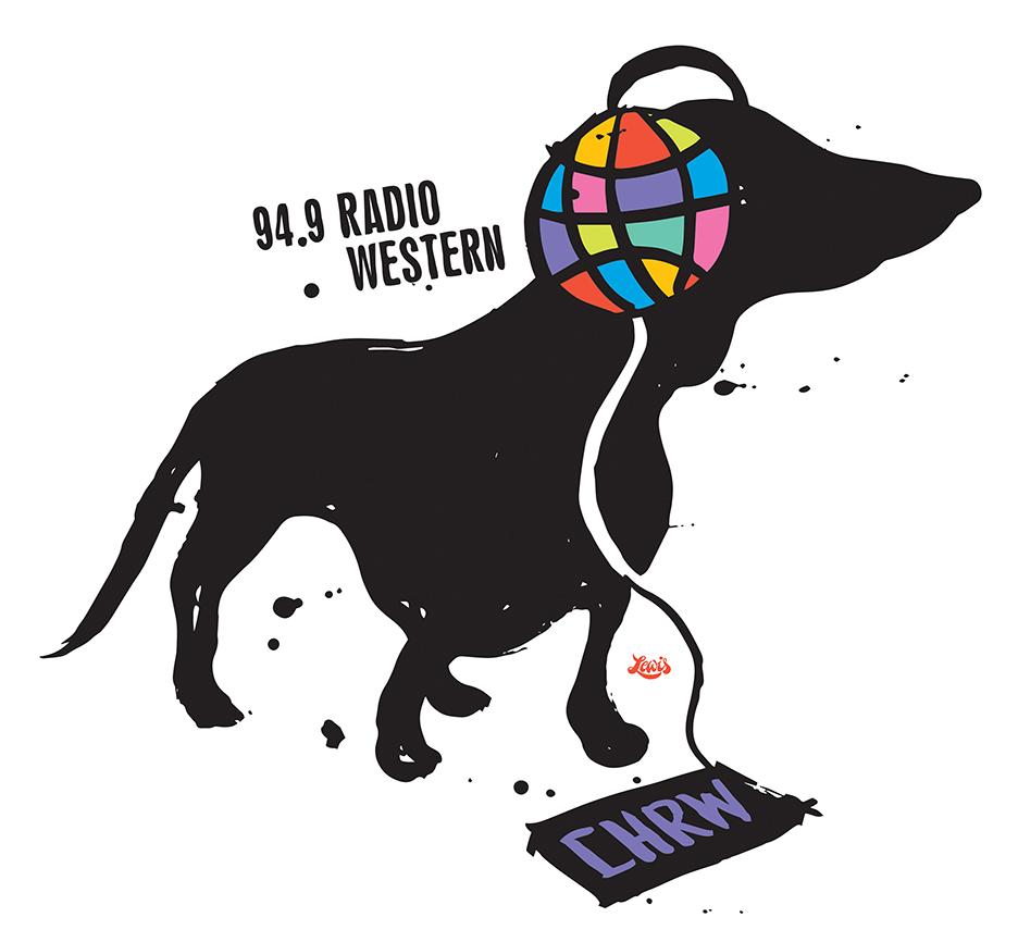 CHRW Radio Western