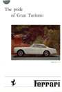 Automobile Year 1961   A beautiful Ferrari ad showcasing the GTE prototype