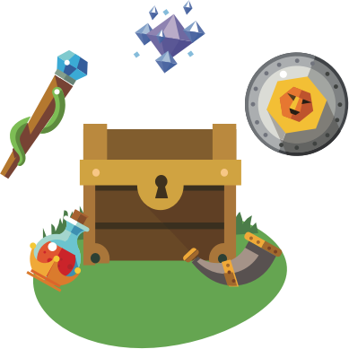 Tuning & rewards - Great games keep adding content. Manage live game logic, data, and assets without client updates. Developers can iterate and test locally before pushing changes live.