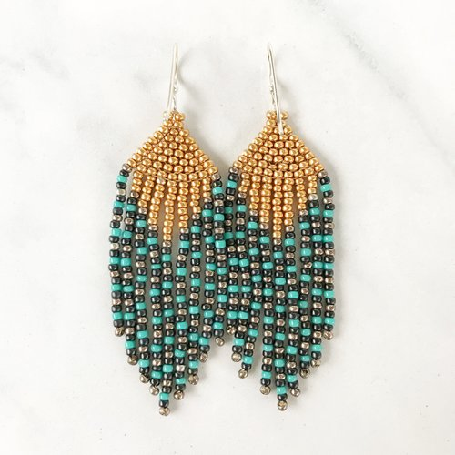 earrings cascade gold yellow jewelry jaimie tpnyh geller