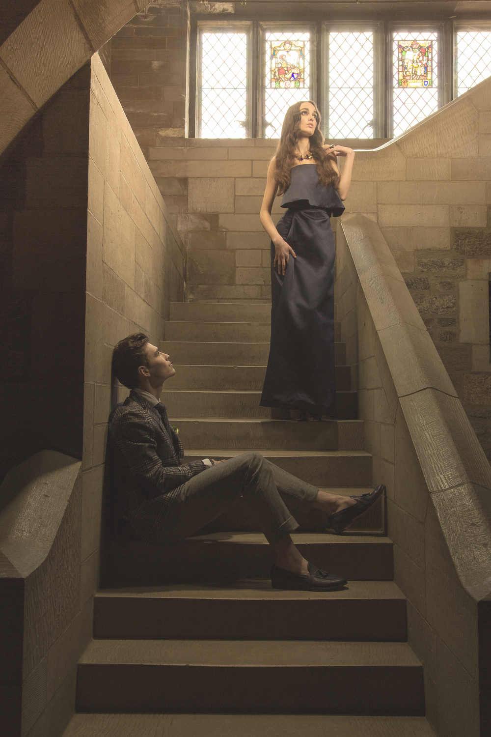 Fashion-NY-Couple-Stairs-Eric Auffhammer-.jpg