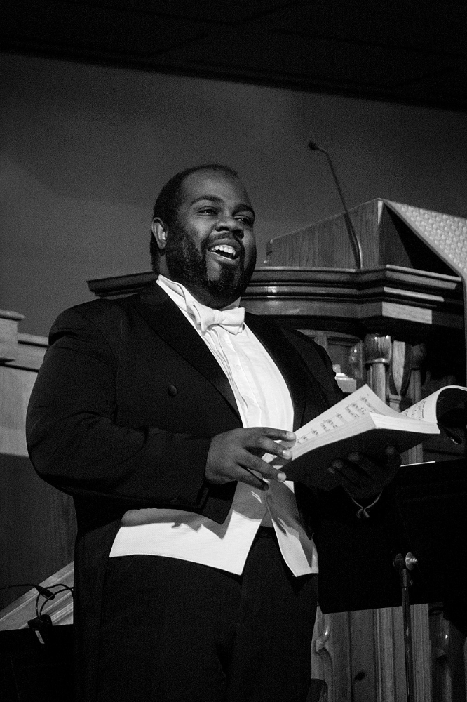 Reginald Mobley, Countertenor