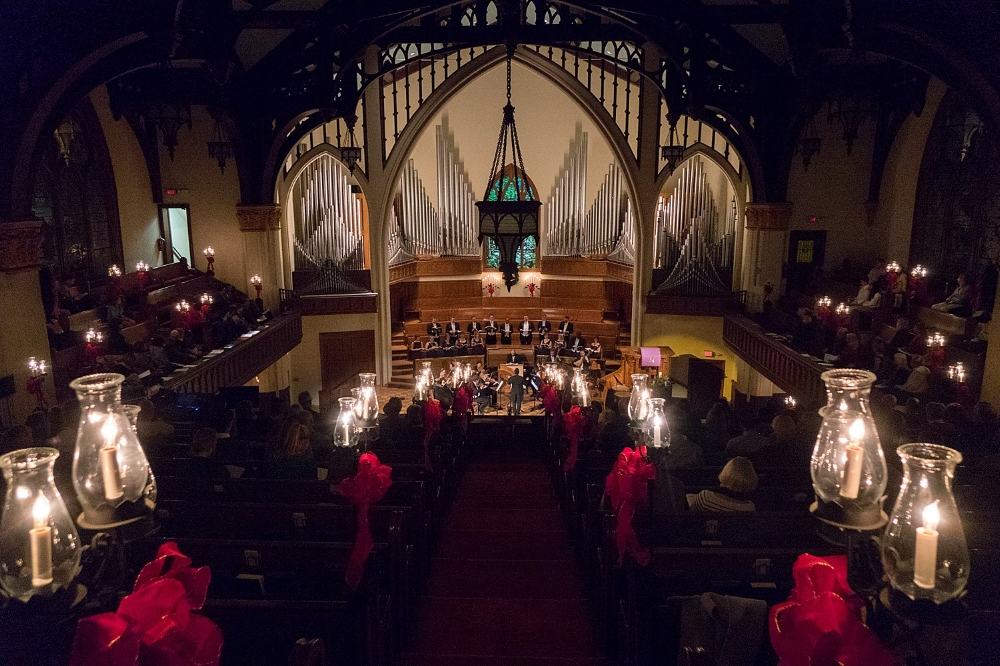 Handel's Messiah at First Presbyterian Church