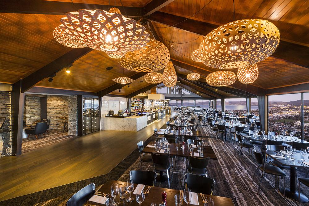 Skyline Stratosfare Restaurant
