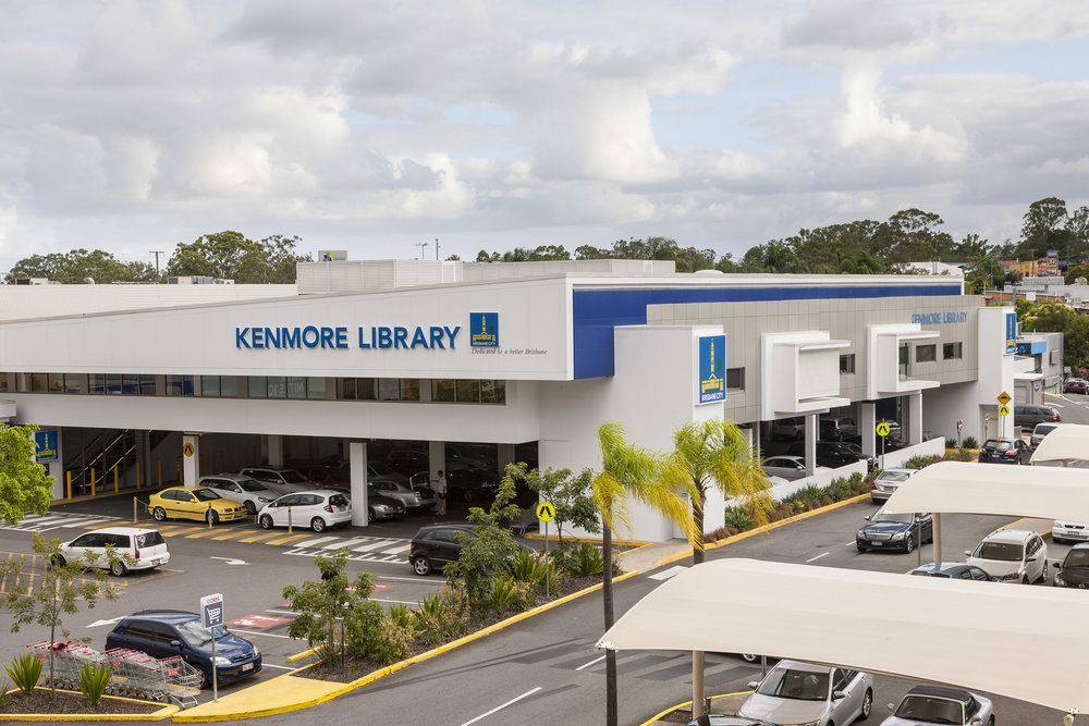 KENMORE LIBRARY