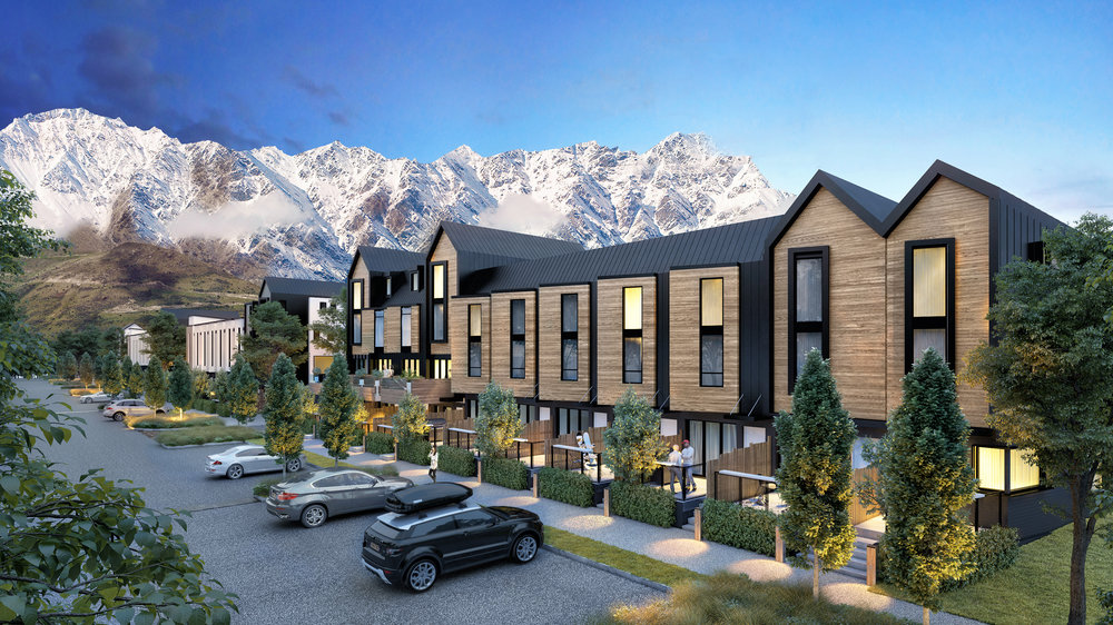Remarkables Residences