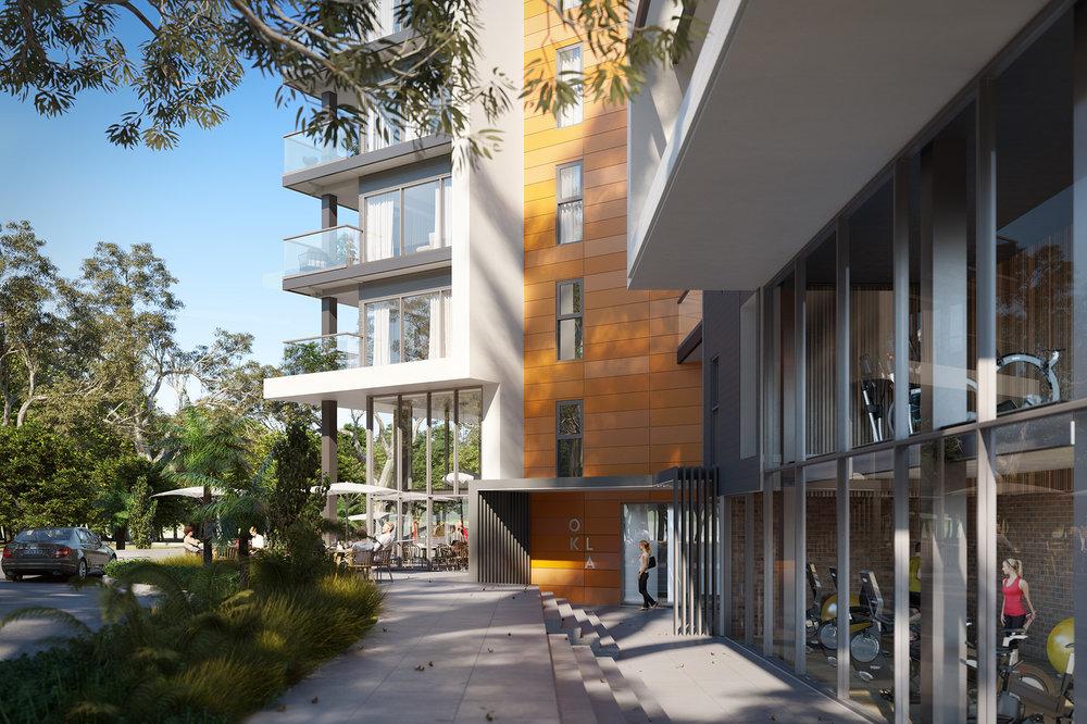 O.K.L.A. Apartments