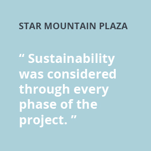 Star Mountain Plaza VIEW PROJECT