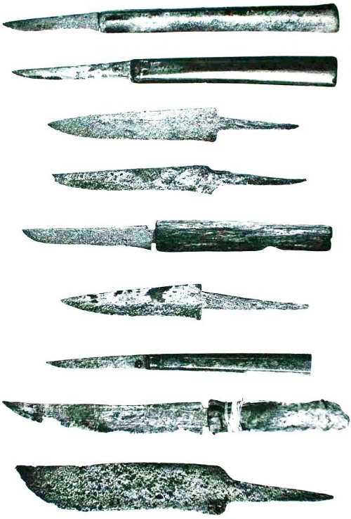 Image of Viking knife Seax