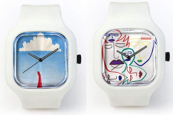 Modify Watches Benefiting Art Start