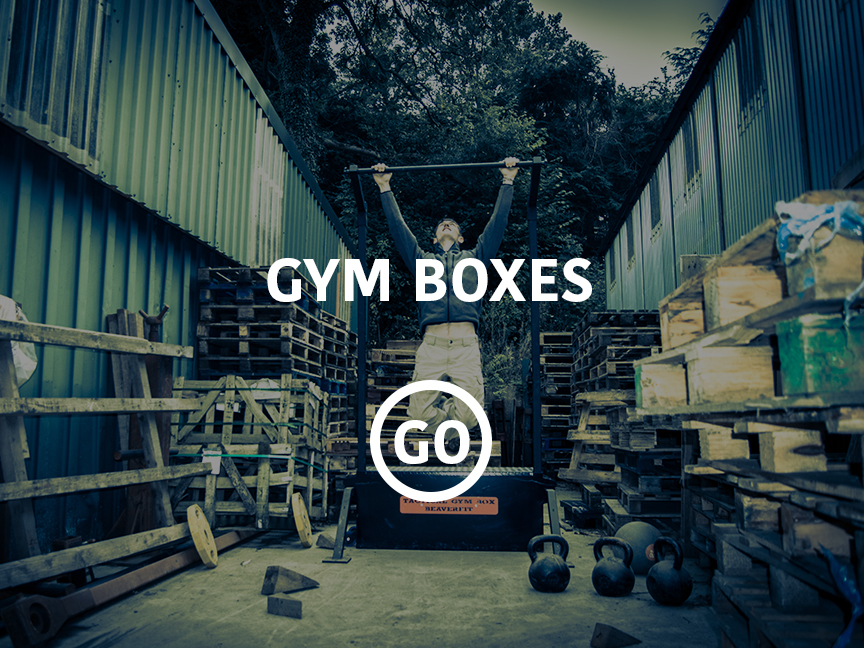 Gym Boxes Small Navigation Box