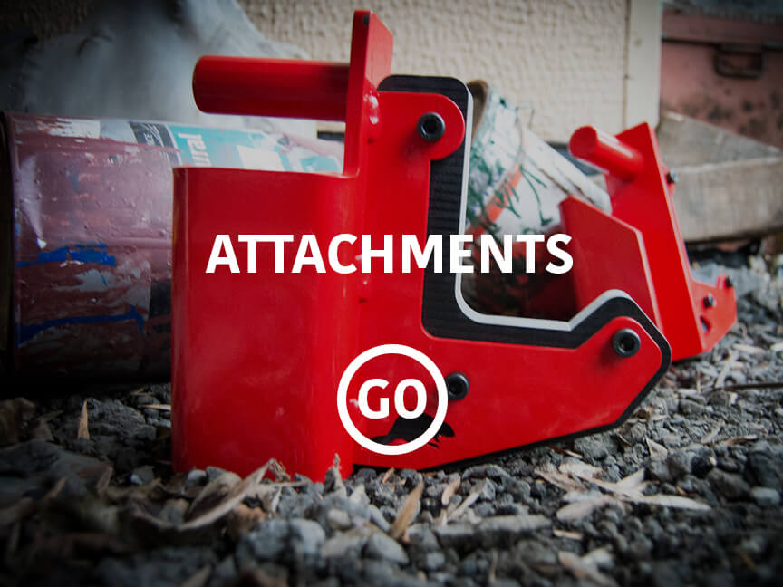 Performance Attachments Small Navigation Box