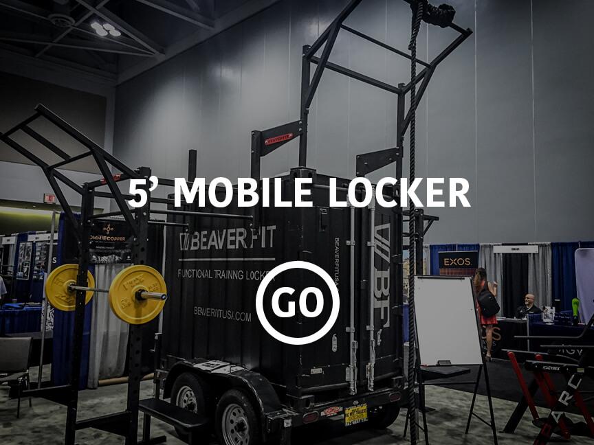 5' Mobile Locker