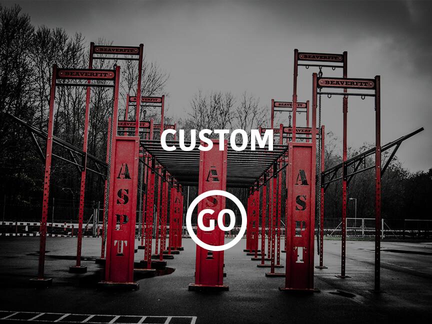 Custom Small Box Navigation