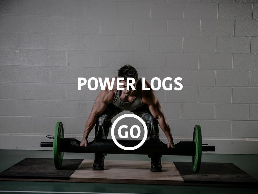 Power Logs Small Box Navigation