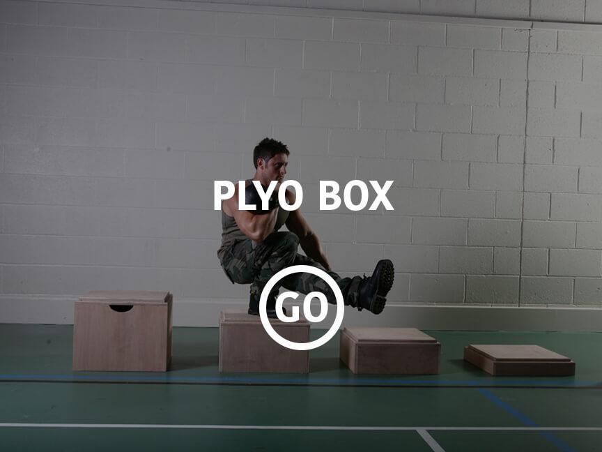 Plyo Box Small Box Navigation