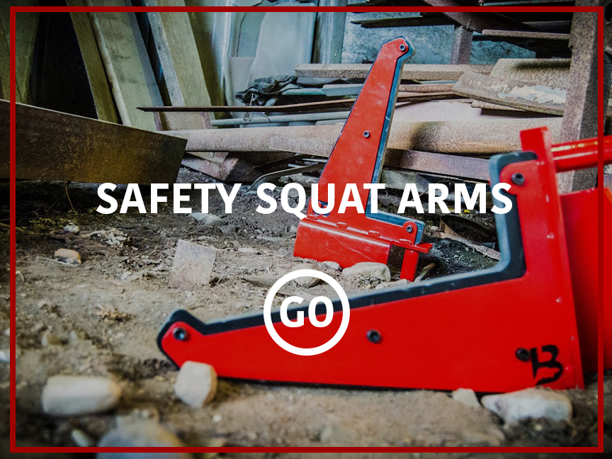 Safety Squat Arms Navigation Box