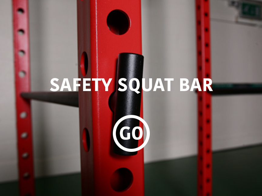 Safety Squat Bar Navigation Box