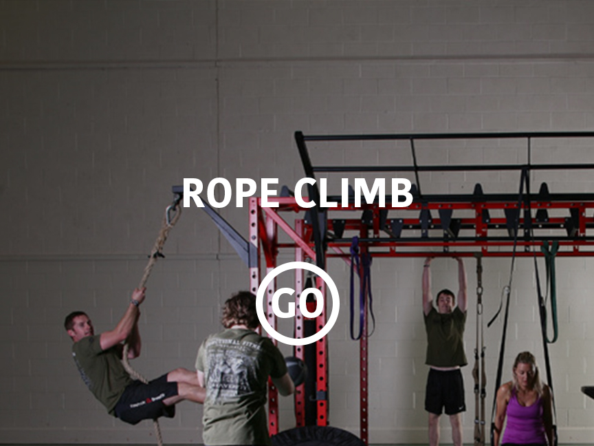 Rope Climb Navigation Box