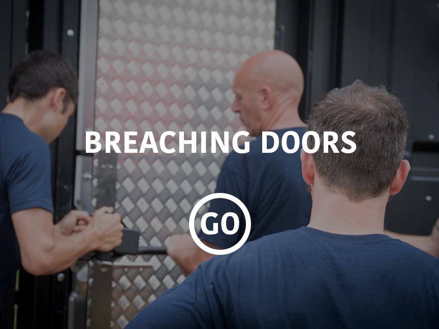 Breaching Doors