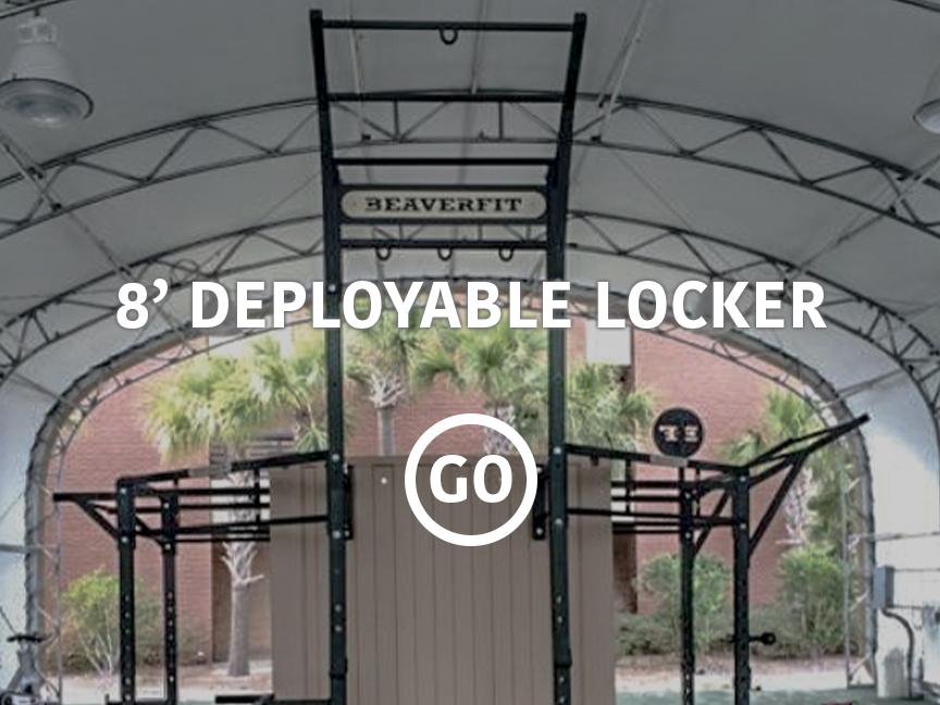8' Deployable Locker