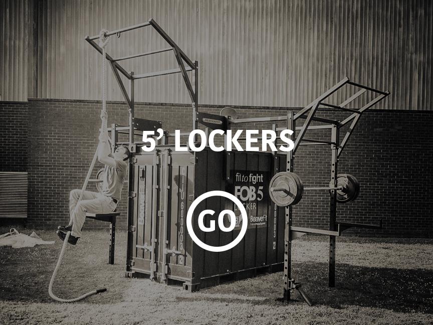 5' LOCKERS