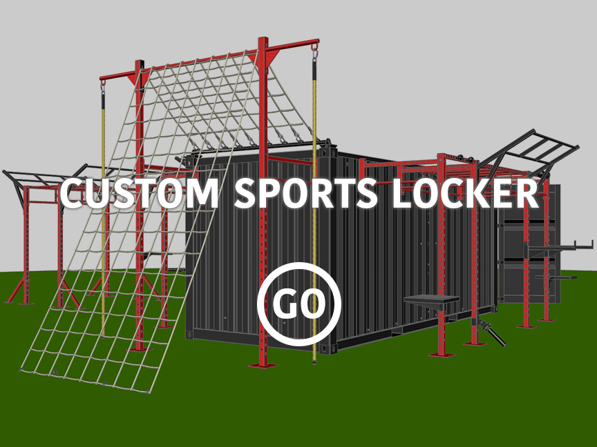Custom Sports Locker