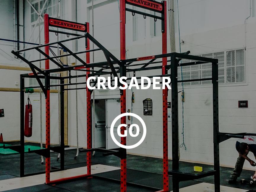 Crusader Small Box Navigation