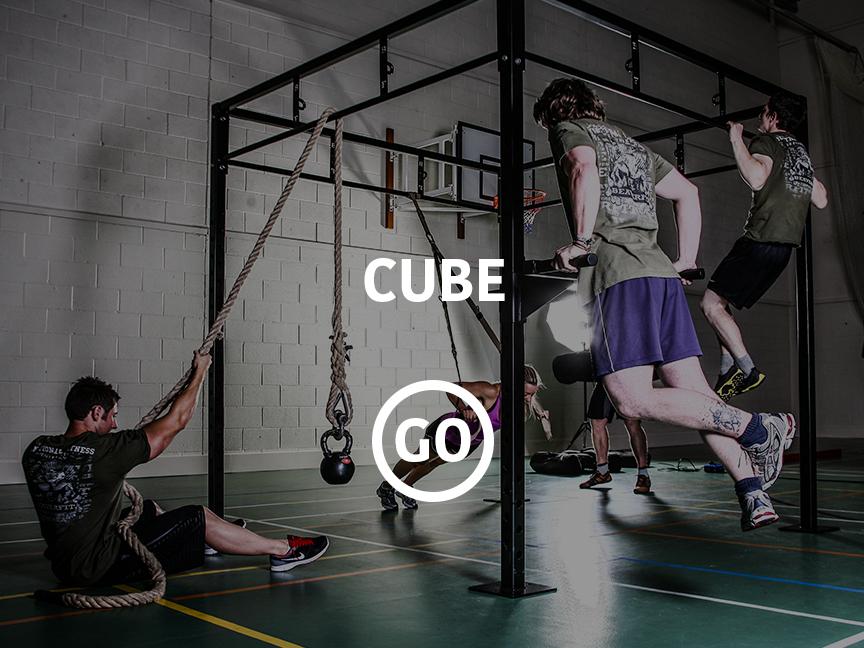 Cube Small Box Navigation