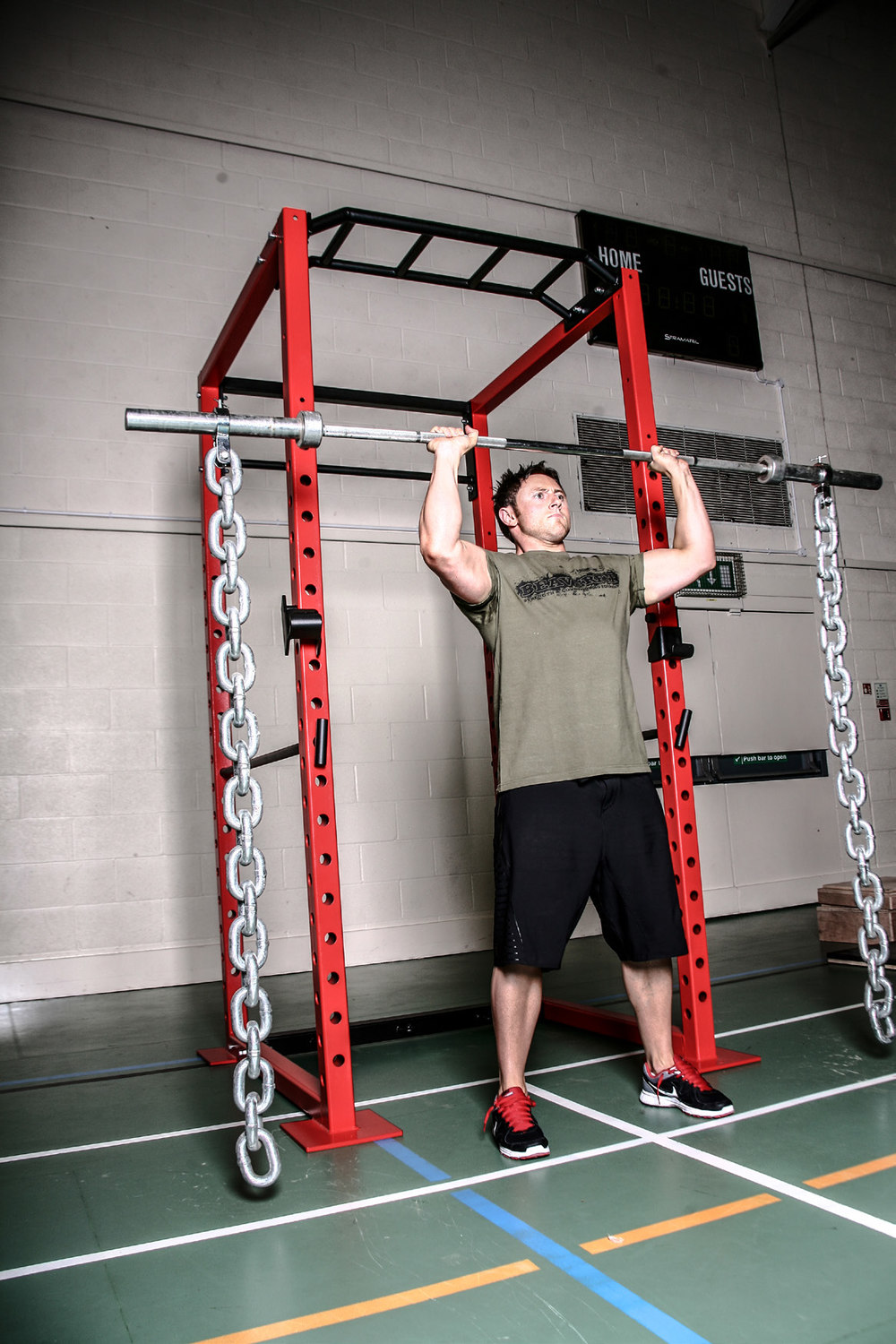 Power Rack Main Image