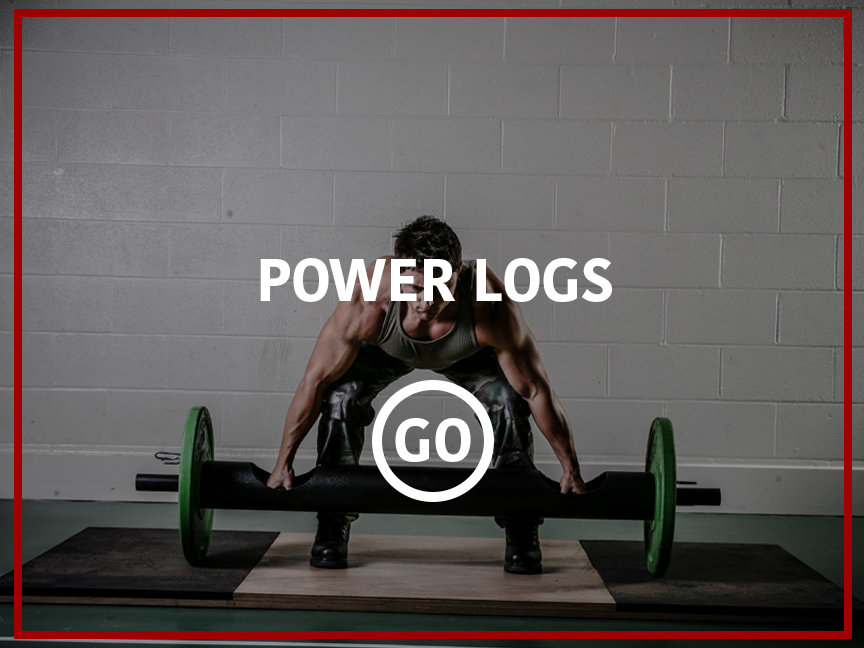 Power Logs Small Box Navigation