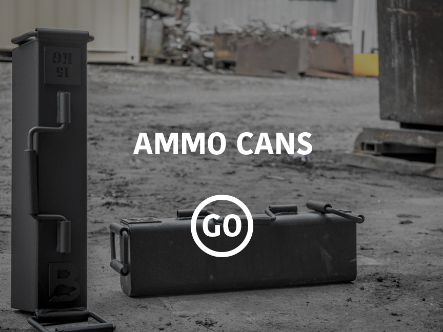 Ammo Cans Small Box Navigation