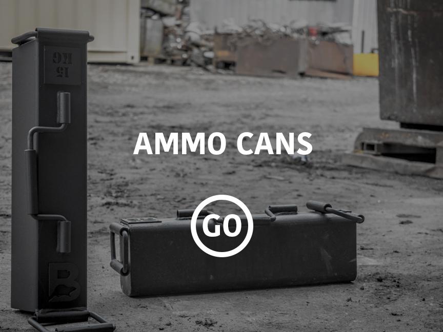 Ammo Cans Small Box Navigation