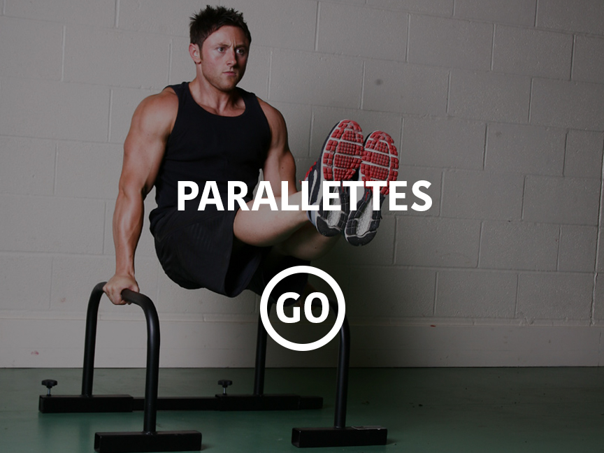 Parallettes Small Box Navigation