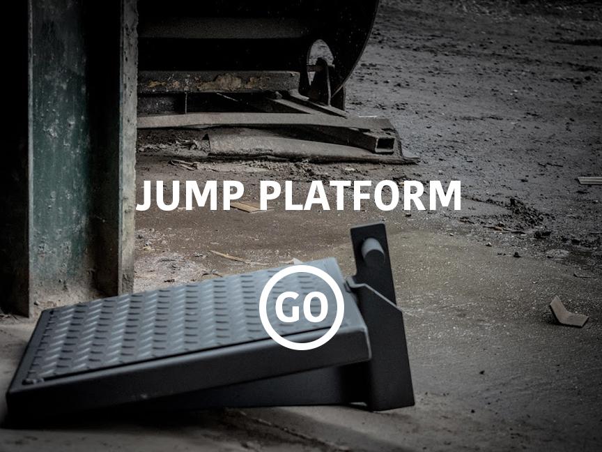 Jump Platform Navigation Box