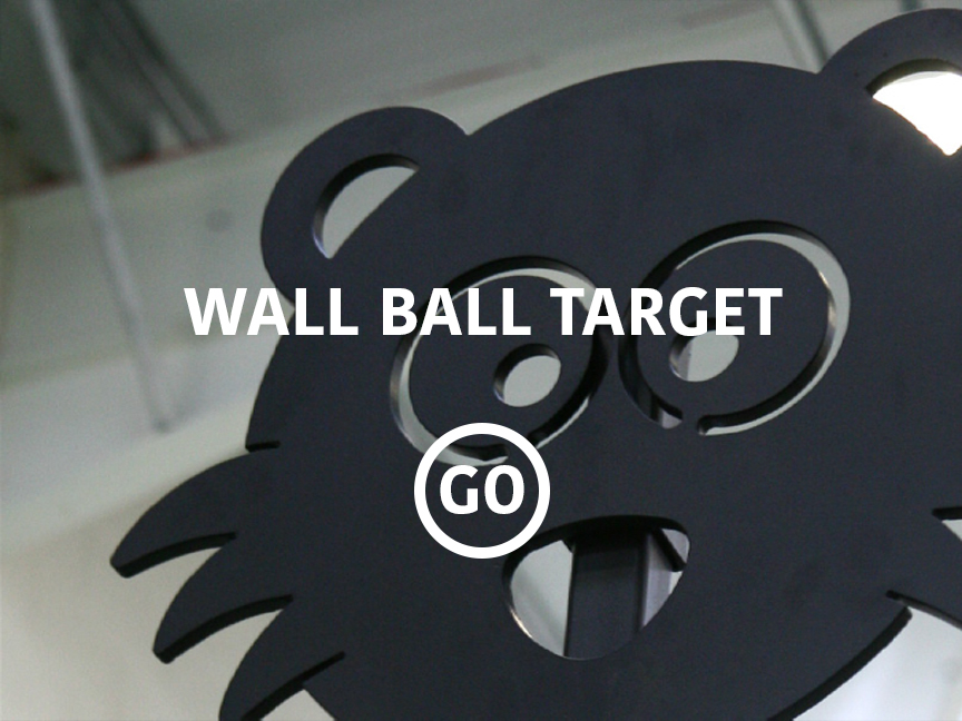 Wall Ball Target Navigation Box