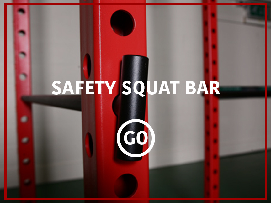 Safety Squat Bar Navigation Box