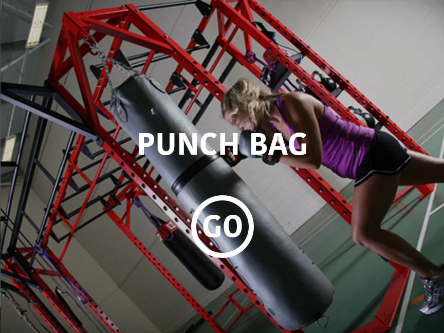 Punch Bag Navigation Box
