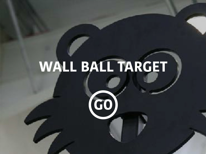 Wall Ball Target Navigation Box