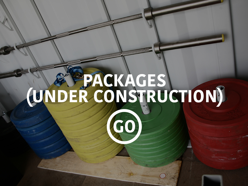 Packages- Under Construction