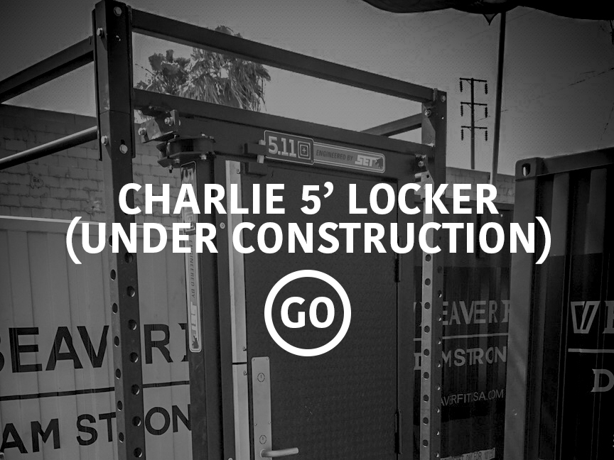 Charlie 5ft Locker: Basic Breaching