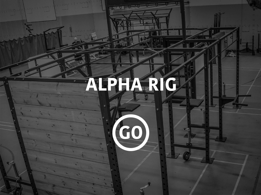 Alpha Rig Active