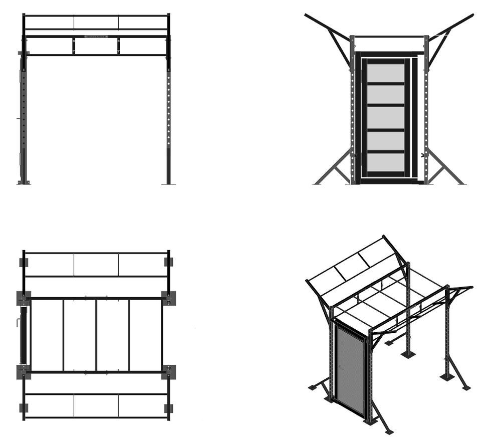 Charlie   Rig Middle Diagram