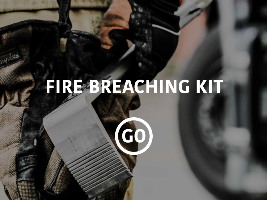 Fire Breaching Kit