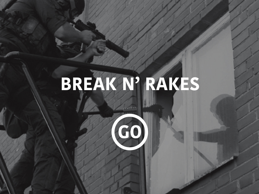 Break N' Rakes