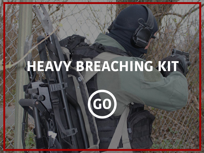 Heavy Breaching Kit Active