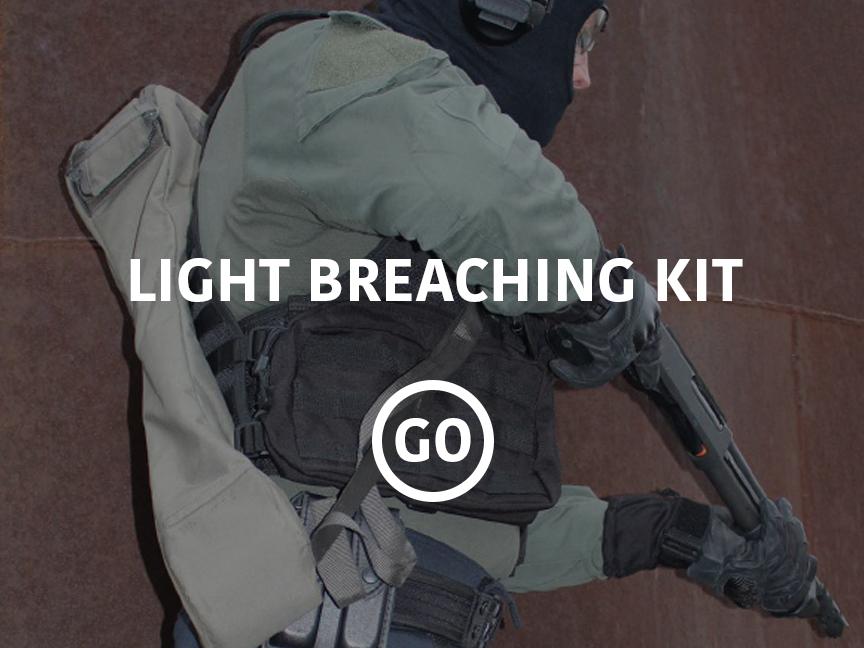 Light Breaching Kit