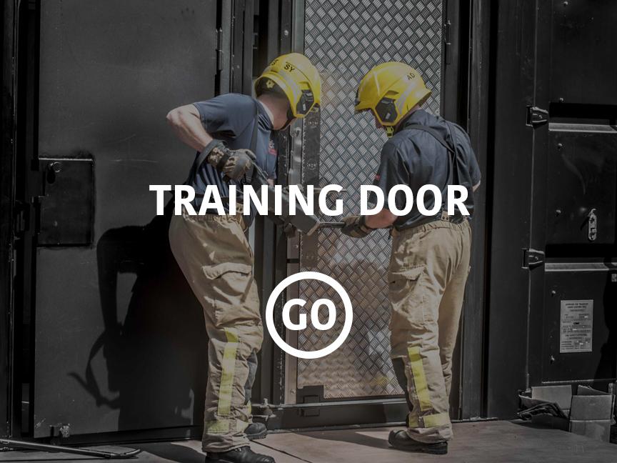Training Door